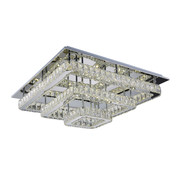 Plafondlamp Aban - 60 x 60cm