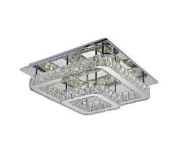Plafondlamp Aban 45 x 45 cm