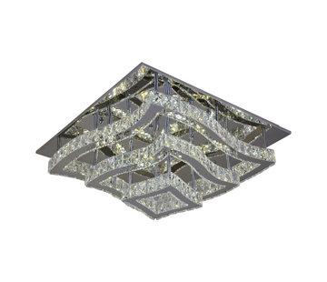 Plafondlamp Amir - 60 x 60 cm