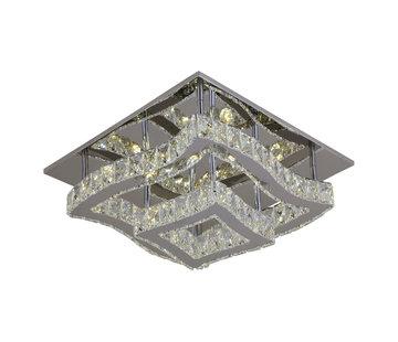 Plafondlamp Amir - 45 x 45 cm