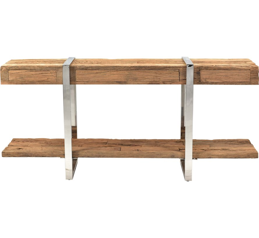 TV-Meubel Rixos Sleeper Wood met lades 180 x 80 cm