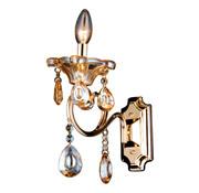 Klassieke wandlamp 1-lichts goud - Zakhrifa