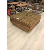 Blok Salontafel Sleeper Wood