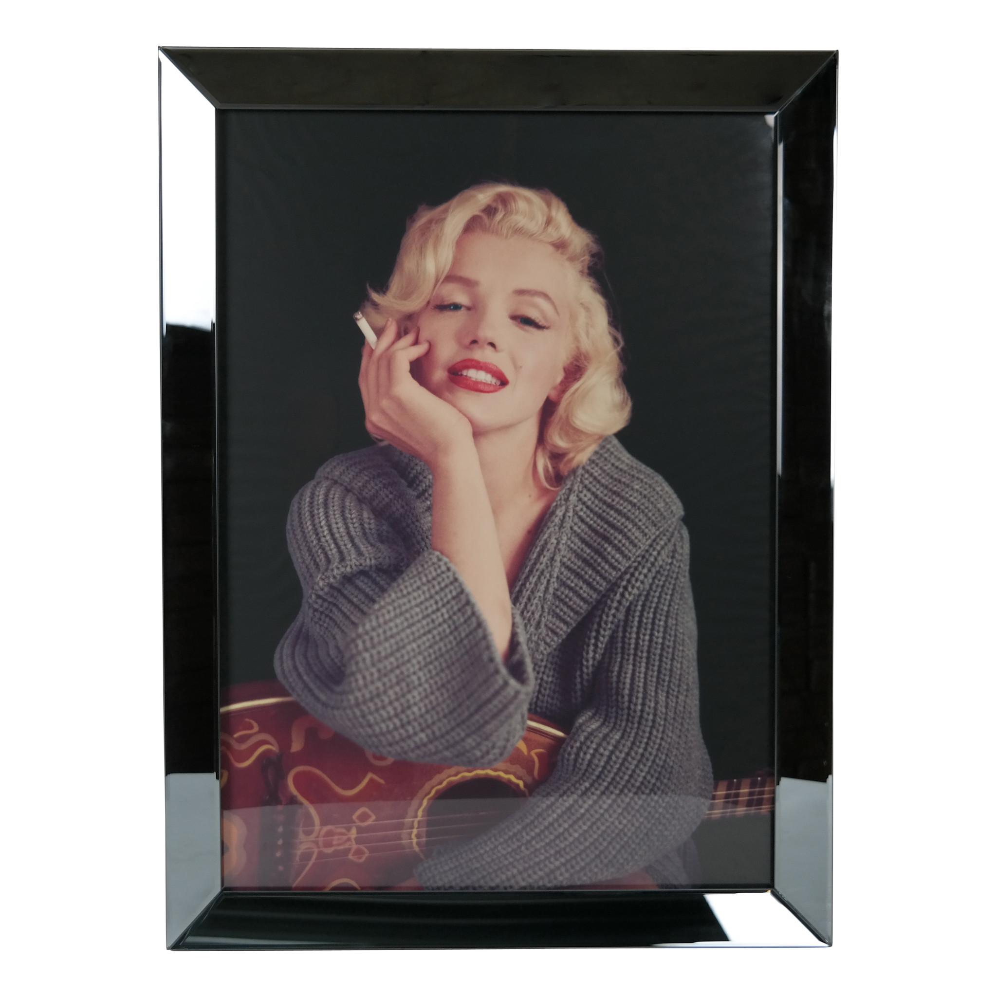 Marilyn Monroe Spiegellijst