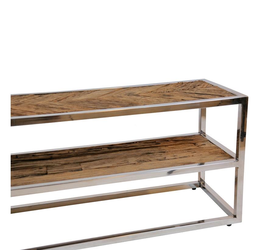 TV-Meubel Rixos Sleeper Wood T2 160 x 40 cm