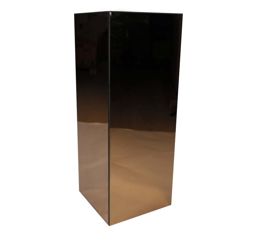 Sokkel - Zuil Brons 30 x 90 cm