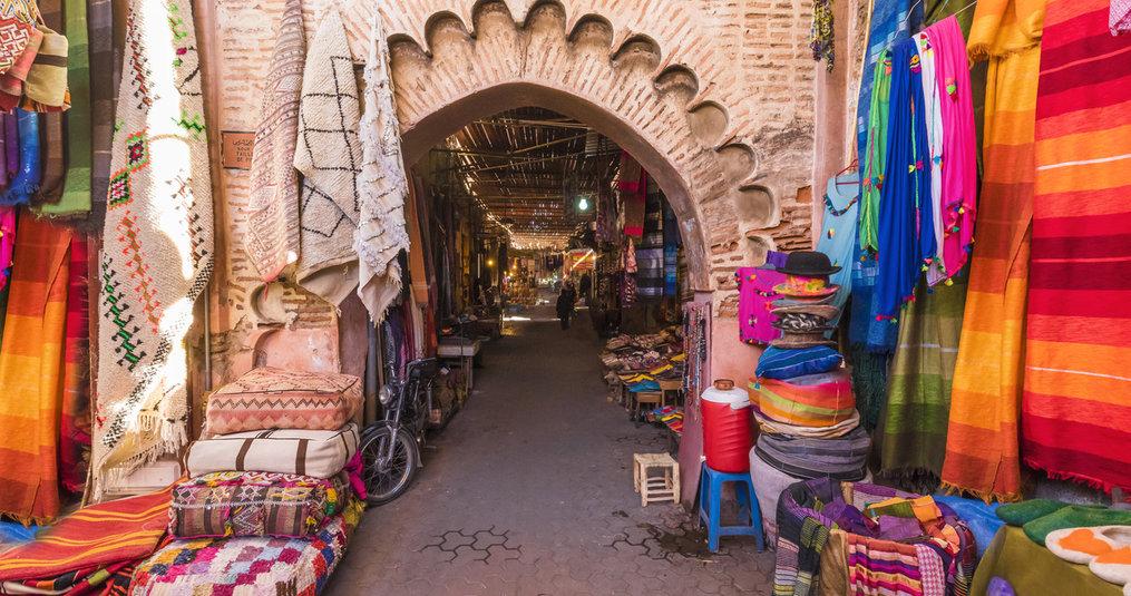 Een Bazaar Verhaal