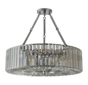 Hanglamp Paris Helder Glas - Eric Kuster Stijl