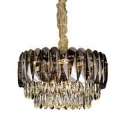 Hanglamp Emilio middel Ø 60 cm - Dark Brown