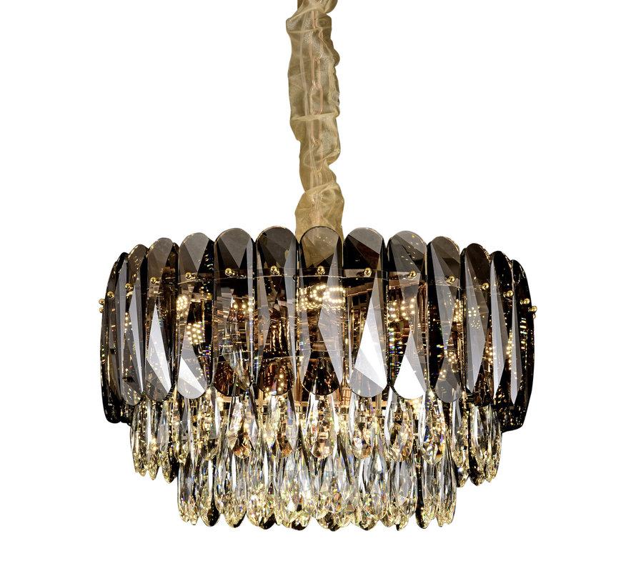 Hanglamp Emilio klein Ø 60 cm - Dark Brown