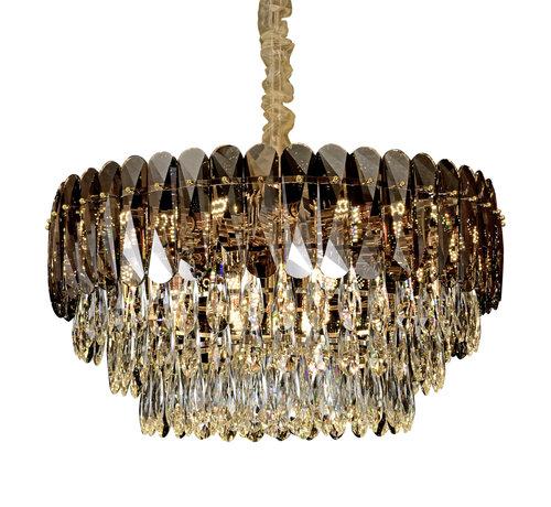 Hanglamp Emilio groot Ø 80 cm - Dark Brown