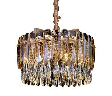 Hanglamp Emilia klein Ø 50 cm - Goud