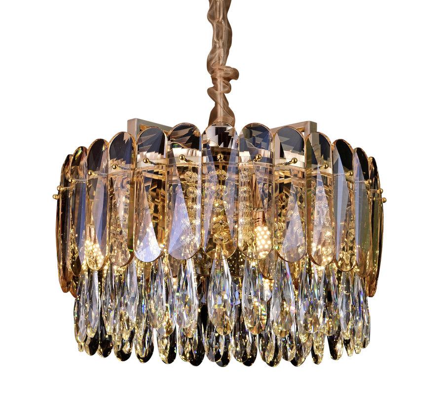 Hanglamp Emilia middel Ø 60 cm - Goud