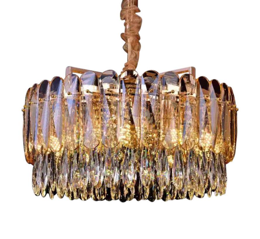 Hanglamp Emilia groot Ø 80 cm - Goud