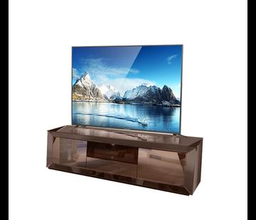Tv-meubel Lyon Spiegelglas - Sepia