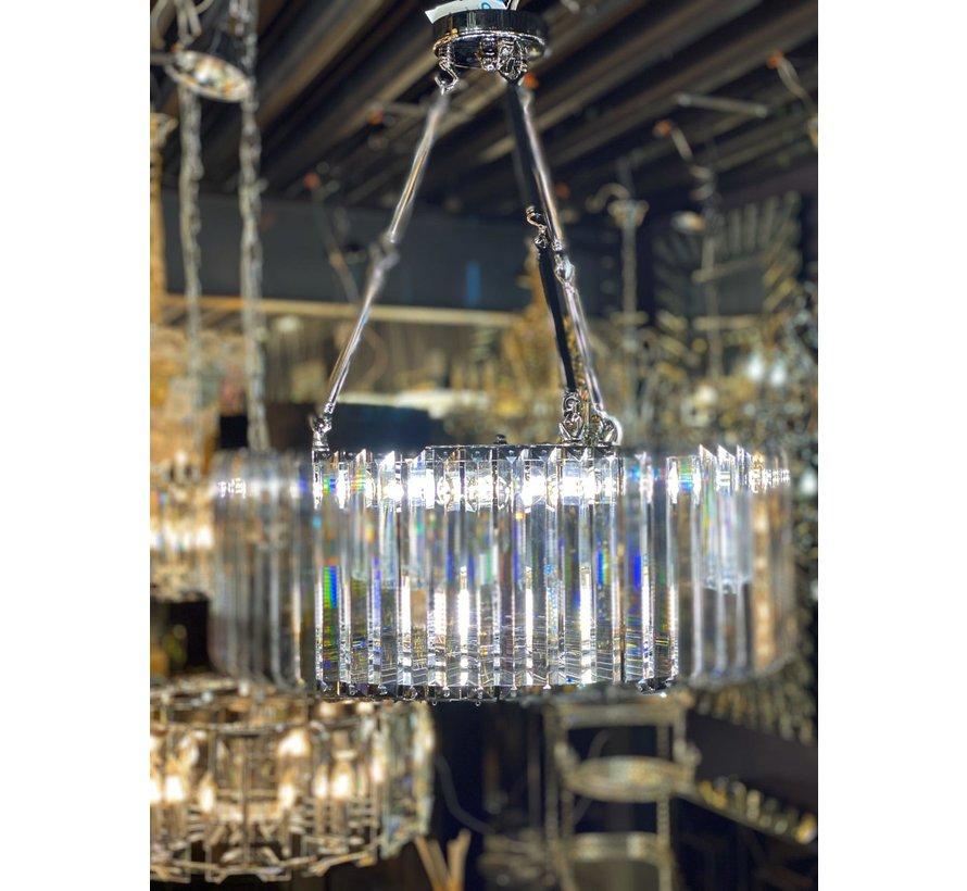 Hanglamp Paris Helder Glas- Eric Kuster Stijl