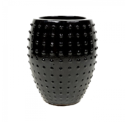 Pot Pello - Kies het formaat - Zwart