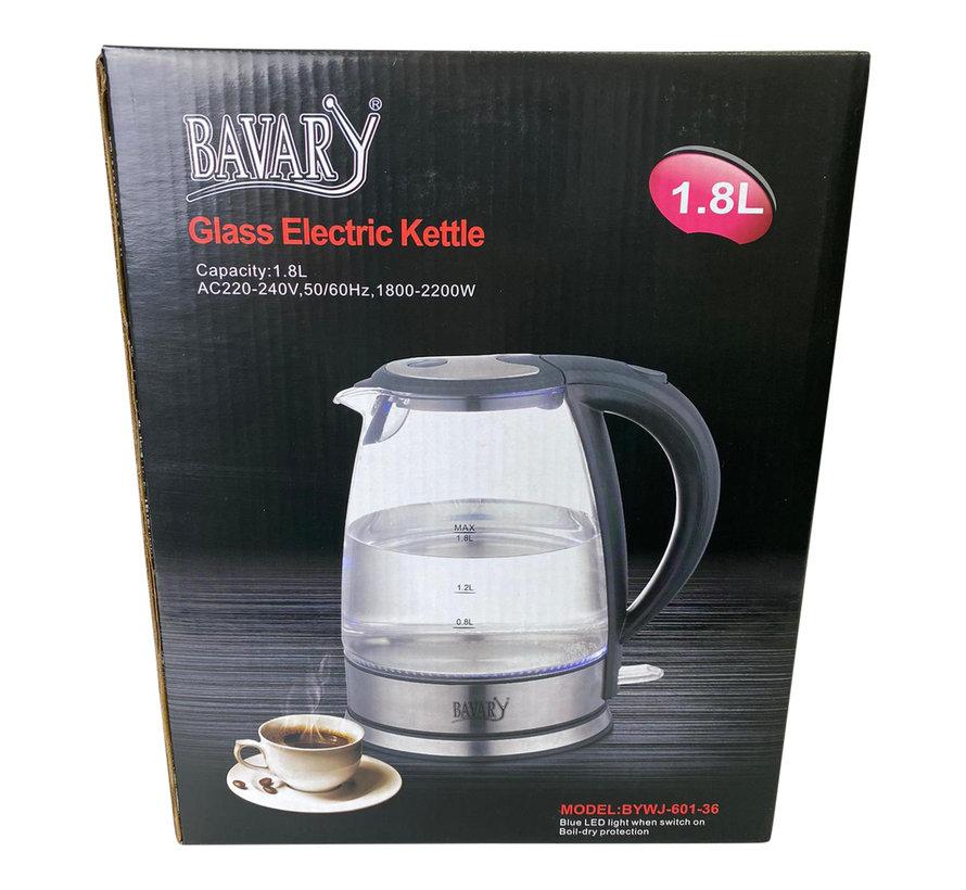Waterkoker Bavary LED 1.8 Liter