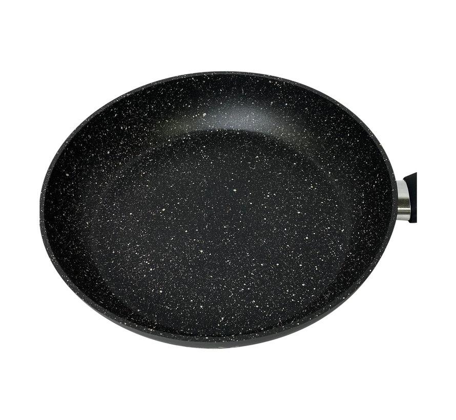 Bavary Teflon Ceramic Koekenpan 24 cm