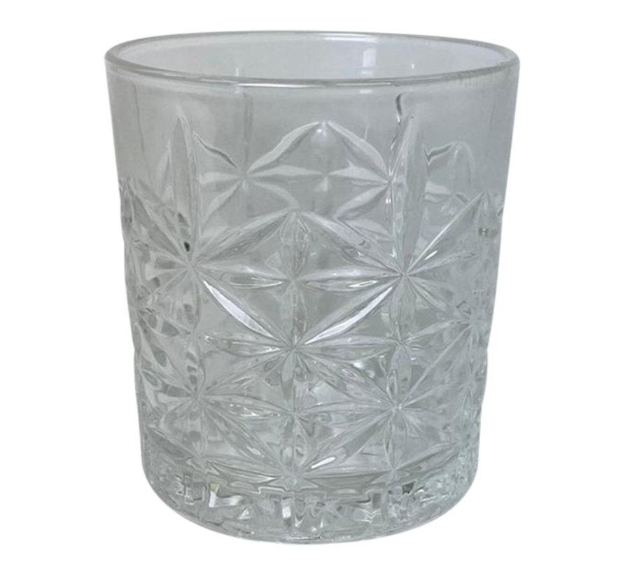 Whiskey glazen Berry - 12 stuks