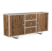 Dressoir Rixos Sleeper Wood 180 x 45 x 80 cm