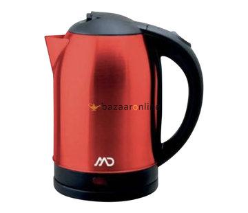 Waterkoker MD 1.8 liter Rood