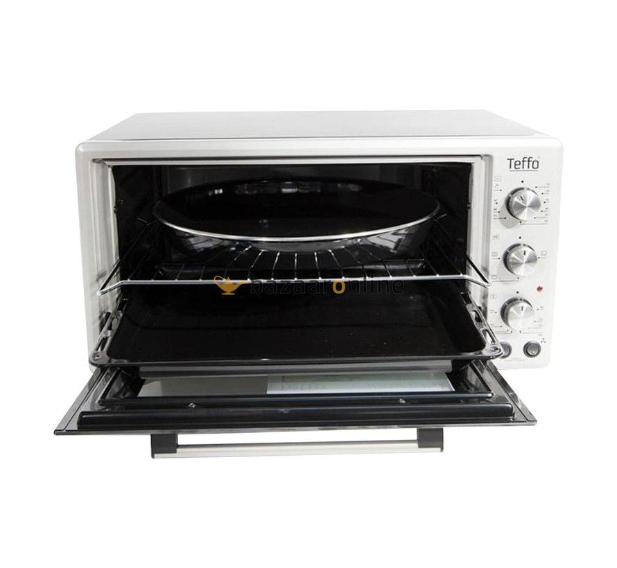 Elektrische Grill oven 70 Liter Teffo