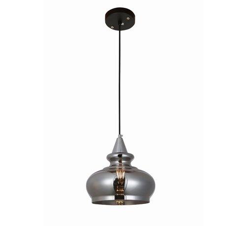 Hanglamp Dreamz Smoking glass  1 lichts