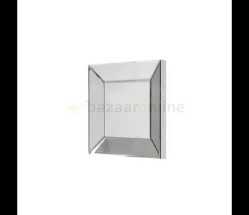 Spiegel Neutraal 40 x 40 cm