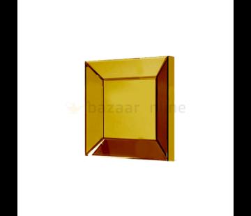Spiegel Brons 40 x 40 cm