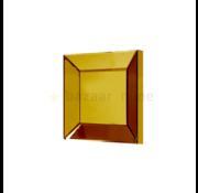 Spiegel Brons 50 x 50 cm
