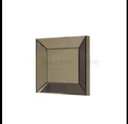 Spiegel Sepia 50 x 50 cm