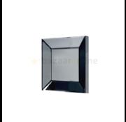 Spiegel Antraciet 50 x 50 cm