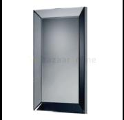 Spiegel Antraciet 70 x 90 cm