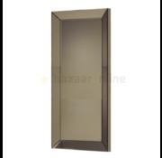 Spiegel Sepia 100 x 200 cm