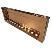 Sfeerhaard Brons - 16 waxinelichtjes - Eric Kuster Stijl