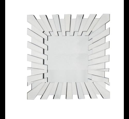 Piano Spiegel - Rechthoekig - 40 x 40 cm - Spiegelglas