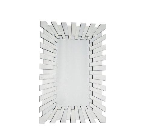 Piano Spiegel - Rechthoekig - 60 x 90 cm - Spiegelglas
