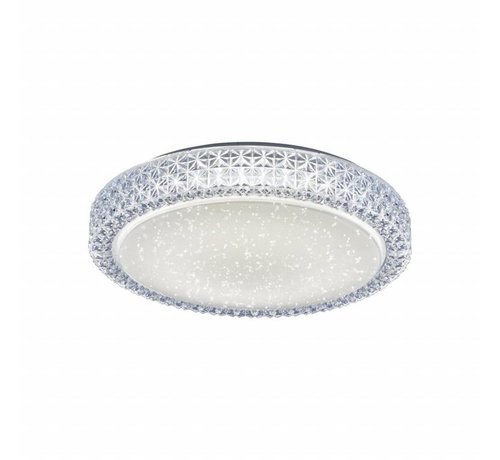 Plafondlamp Starr - rond - 28 cm- verstelbaar LED licht