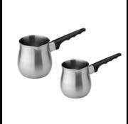 RVS Koffie pot - set van 2 - Bavary