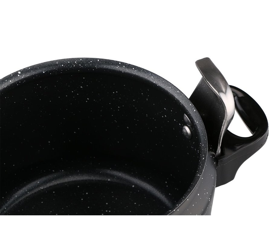 Bavary Snelkookpan 6 liter - Keramisch