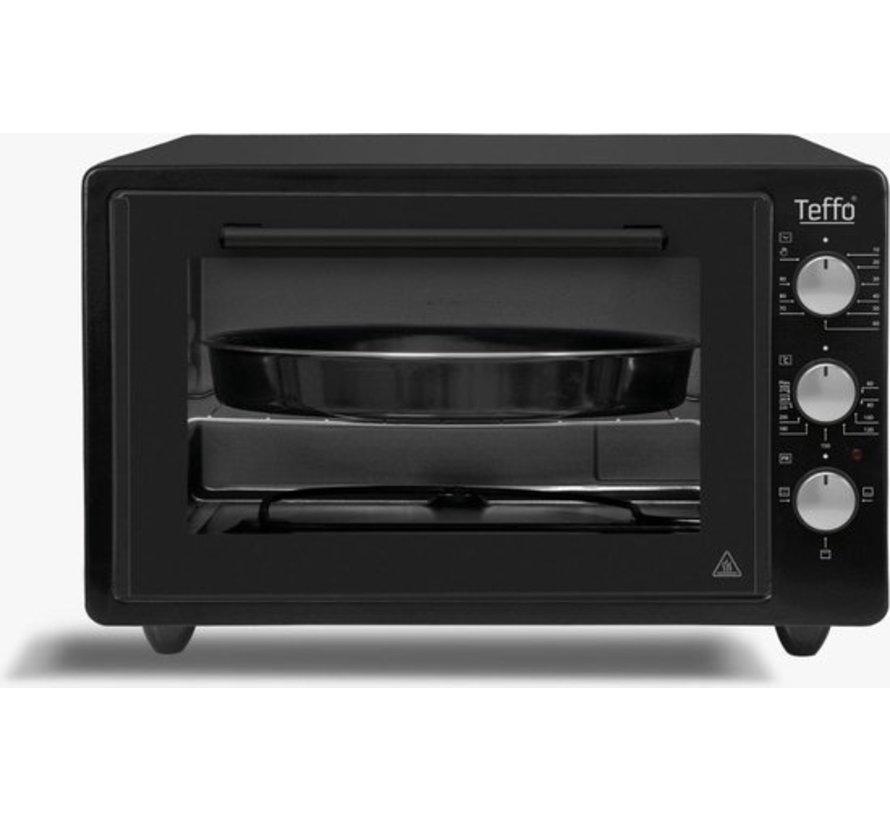 Teffo Elektrische Grill oven 42 Liter
