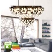 Plafondlamp Marrakech - Groot 45 cm - Oosterse plafondlamp