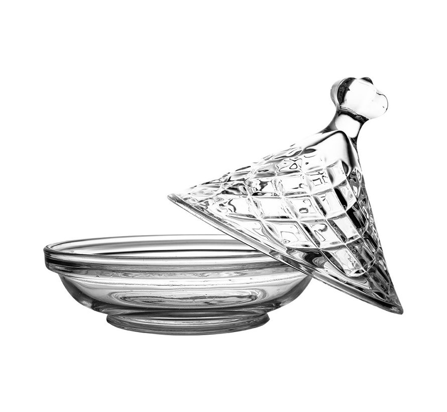 Suikerpot - No. 1 - 12,5 cm x 11,5 cm