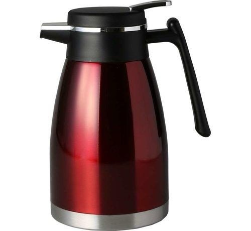 Thermoskan Bavary 1.5 liter Rood