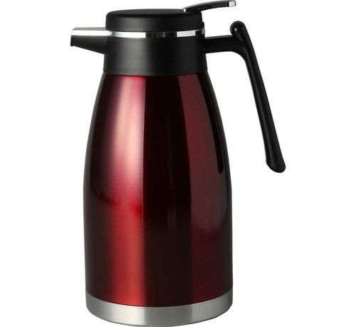 Thermoskan Bavary 2.0 liter Rood