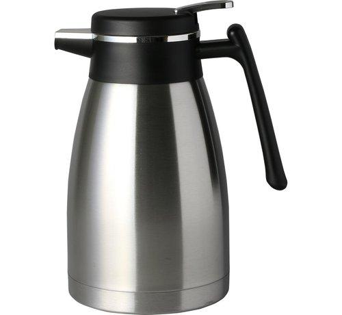 Thermoskan Bavary 1.5 liter Zilver