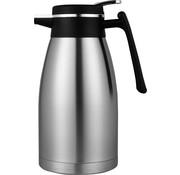 Thermoskan Bavary 2.0 liter Zilver