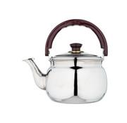 Fluitketel / Theeketel van RVS | Ø18 cm | 3 Liter
