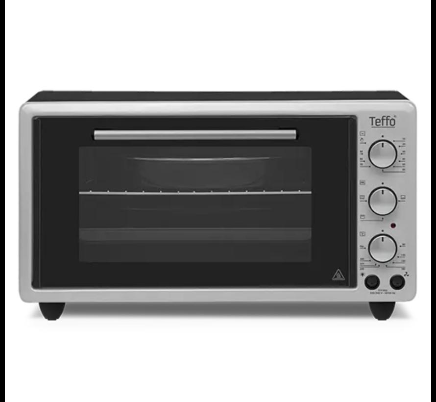 Elektrische Grill oven 50 Liter Teffo